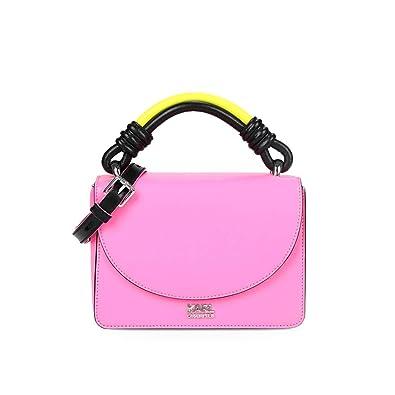 Amazon.com: Karl Lagerfeld K/Neon - Bolso bandolera para ...