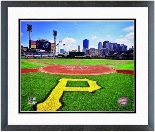 PNC Park Pittsburgh Pirates MLB Stadium Photo (Size: 12.5