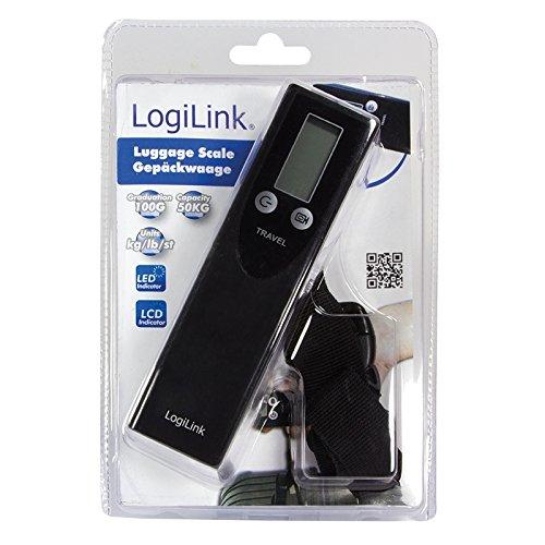 LogiLink LW0001 digital Luggace Scale