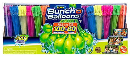 Bunch O Balloons Instant Water Balloons – Multi Color - 420 Balloons by Bunch O Balloons