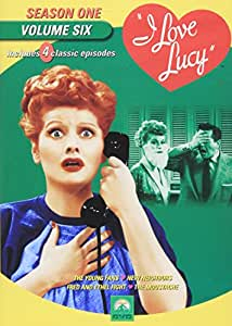 I Love Lucy: Season 1, Vol. 6