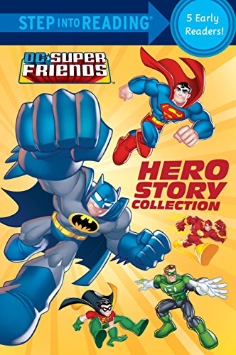 Hero Story Collection (DC Super Friends) (Step into Reading) -