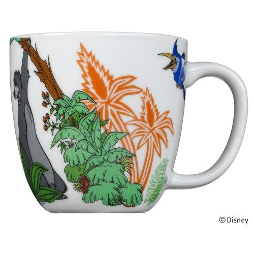 WMF Kindergeschirr Tasse Dschungelbuch spülmaschinenfestes Porzellan