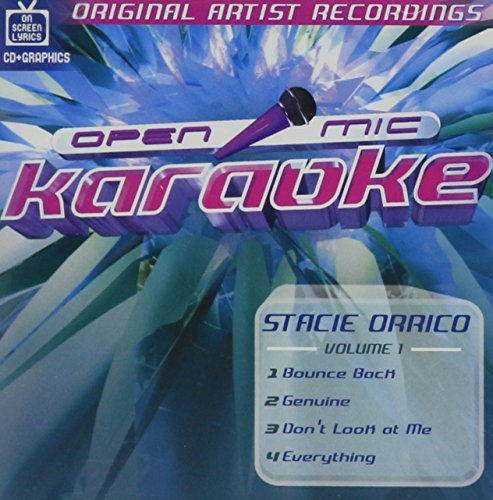 Stacie Orrico 1 (Open Mic Karaoke)