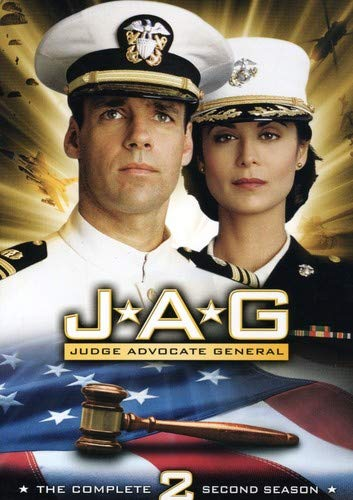 JAG (Judge Advocate General) - The Complete Second Season (Edward 2 Light)