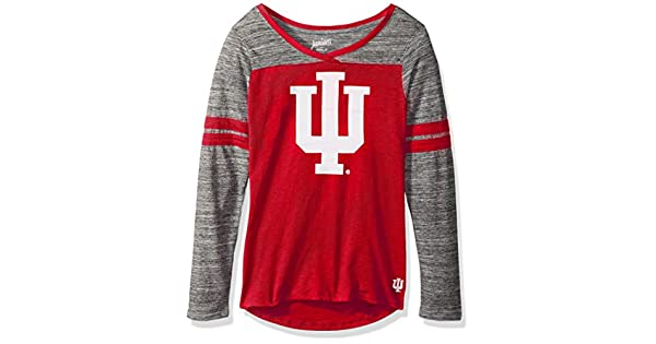 NCAA Stanford Cardinal Juniors Outerstuff Relaxed 3//4 Raglan Thermal Top X-Large 15-17 Team Color