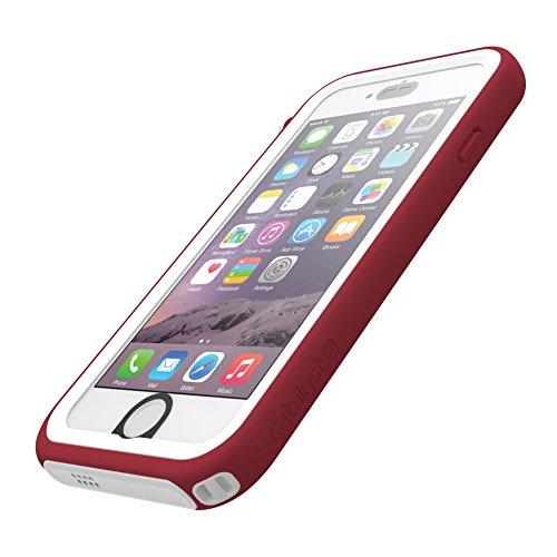 Catalyst Hülle für Apple Iphone 6 (marsala), wasserdicht, schockabsorbierend, mit voller Touchscreen-Funktion inkl. Touch ID