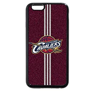 "UniqueBox Customized NBA Series Case for iPhone 6+ Plus 5.5"", NBA Team Cleveland Cavaliers Logo iPhone 6 Plus 5.5"