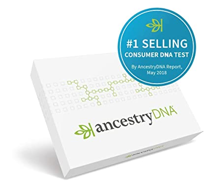 Ancestrydna Genetic Testing Dna Ancestry Test Kit Amazon In