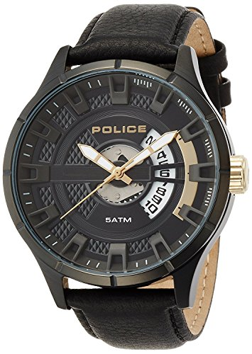 POLICE watch MALLET 14678JSB-02 19000 MALLET Men's Watches