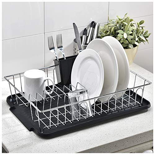 POPILION Superior Quality Kitchen Sink Side Antimicrobial Dr