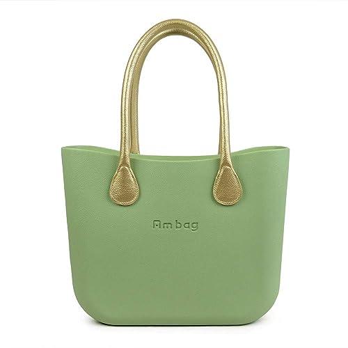 68d9056fd4 ANLAIBEIER Ambag Classic Women's handbag Fashion Obag Style Big ...