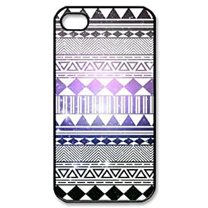 Galaxy Tribal ZLB548493 Custom Phone Case for Iphone 4,4S, Iphone 4,4S Case by lolosakes