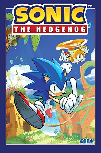 Sonic The Hedgehog, Vol. 1: Fallout! by IDW Publishing