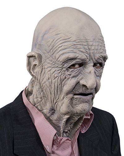 Zagone Studios Dead Guy (Grey Skinned Old Man) Mask -