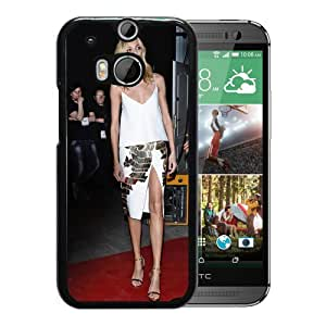 Beautiful Girl Cover Case For HTC ONE M8 With Anja Rubik Girl Mobile Wallpaper Phone Case
