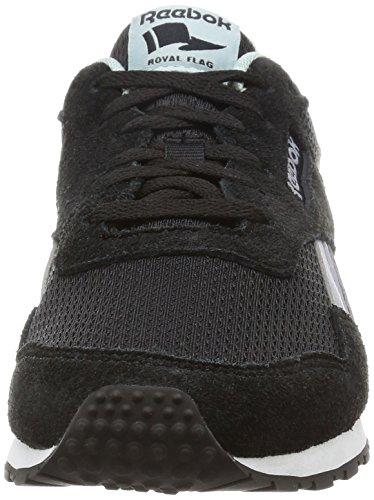 Reebok Crossfit Damen Velocità Tr 2.0 Sneaker Schwarz (nero / Grigio Metalliceor / Mare Grigio / Bianco)