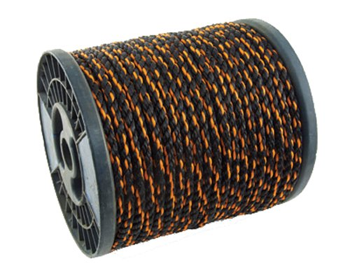 (PROGRIP 10095 California Truck and Auto Rope for Cargo Tie Down, Transport and Marine: 200' x 3/8