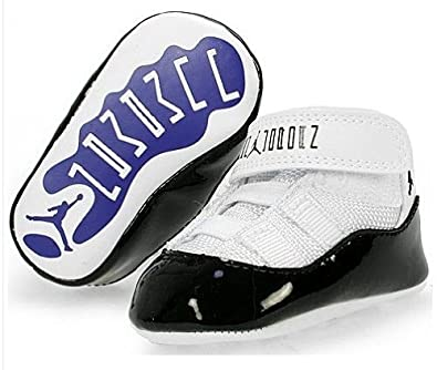 more photos a2ef1 0c7c2 Nike Air Jordan 11 Retro (GP) Concord Crib Basketball Shoes ...