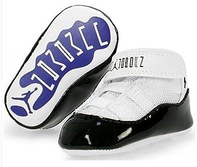 more photos 27b2a d8cfd Nike Air Jordan 11 Retro (GP) Concord Crib Basketball Shoes ...