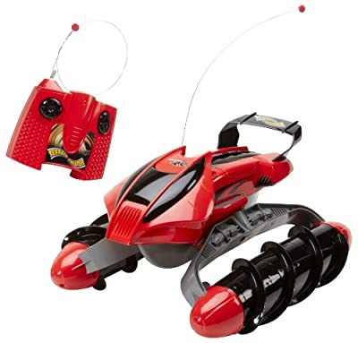 Hot Wheels RC Terrain Twister Vehicle (Red)