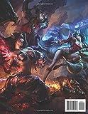 League Of Legends Coloring Book Vol 2: Jumbo