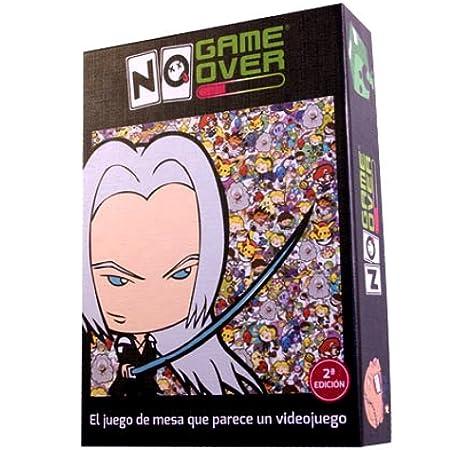 No Game Over: Amazon.es: Juguetes y juegos
