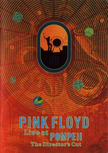 Pink Floyd: Live at Pompeii Poster Movie 1972