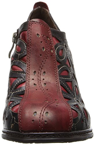 Black Boot Spring Arabella Women's Red Step AqfXw6