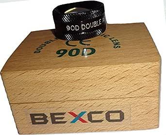 Alta calidad 90d lente asférica Oftalmología lámpara de