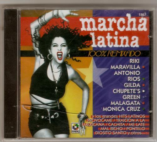 Various Artists - Marcha Latina - Amazon.com Music