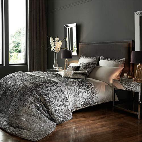 Kylie Minogue Angelina Truffle Duvet Cover Usa Full (200cm X 200cm - Uk Double) Duvet Comforter Cover