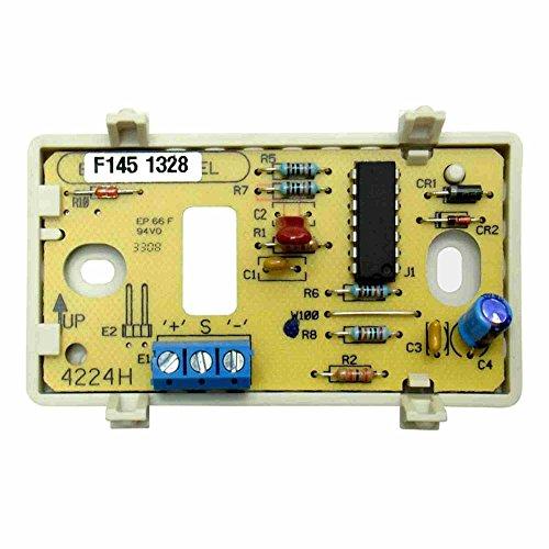 White-Rodgers F145-1328 Indoor Remote Sensor Indoor Remote Sensor (White Remote Rodgers)