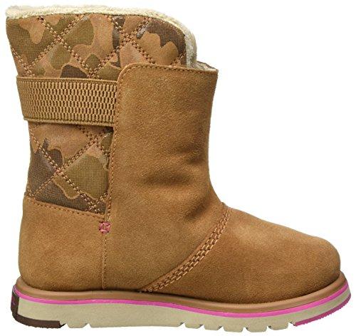 Rylee Elk Camo Ice Marron Bottes Fille de Neige Youth Sorel Pink 5AZTxPq