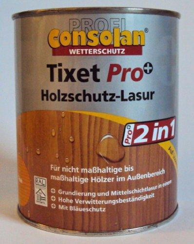 Consolan Tixet Holz-Lasur Pro FS 0,75L (Nussbaum)