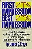 First Impression Best Impression