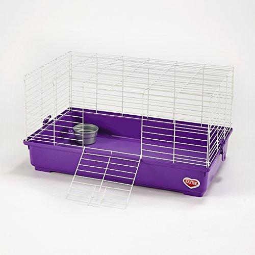 Kaytee Complete Rabbit Habitat Kit, 30″ x 18″ x 16.5″