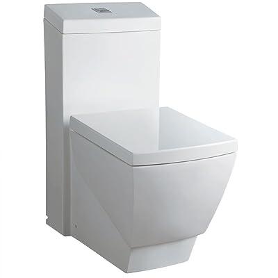 WoodBridge T-0020 Dual Flush Elongated One Piece Toilet Review
