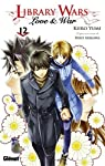 Library Wars - Love & War, tome 12 par Arikawa