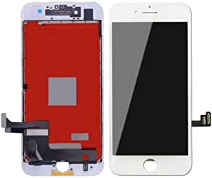 Passion White iPhone 7 Plus 5.5 inch Screen Replacement Kit LCD Screen Tools Included (7 Plus White)