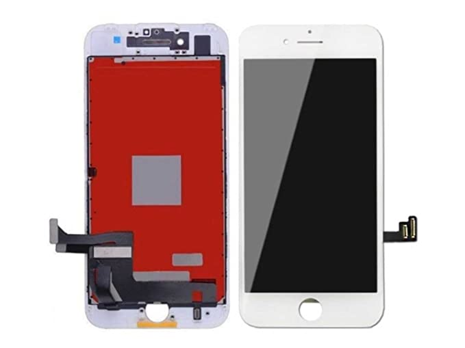 huge selection of 2880e 81818 Passion white iPhone 7 plus 5.5 inch Screen Replacement Kit LCD screen  tools included (7 plus white)