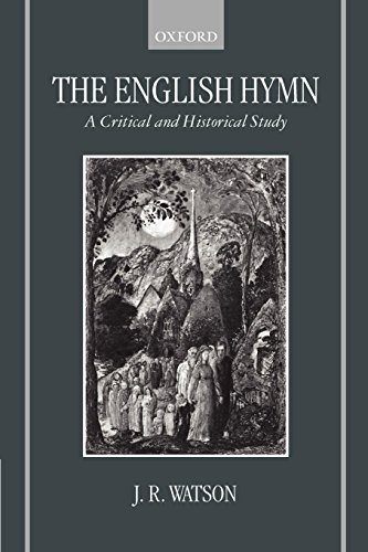 The English Hymn: A Critical and Historical Study