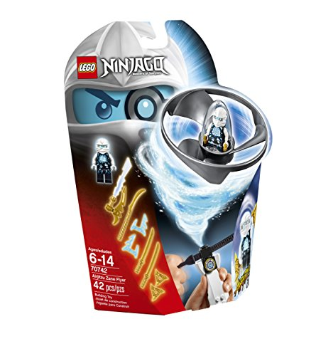 LEGO Ninjago Airjitzu Zane Flyer 70742 Building Kit from LEGO