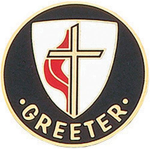 Greeter Pin (UMC Greeter Pin)