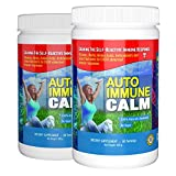 TruBaio AutoImmune CALM Powder 4 Month Supply, Blend of Vitamins, Herbs & Select Nutrients, Immune System Dietary and Nutritional Supplement