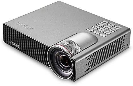 ASUS P3E Video - Proyector (800 lúmenes ANSI, DLP, WXGA (1280x800), 100000:1, 635 - 5080 mm (25 - 200