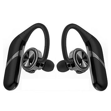 Auriculares Bluetooth, Auriculares Deportivos Inalámbricos In Ear Bluetooth 4.0 Manos Libres y Cancelación de Ruido