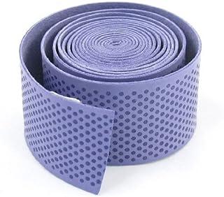 Poissons Rod Poignée Squash Racquet antidérapante absorber la sueur Band Purple Tape