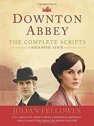 Downton Abbey Script Book Season 1 by Fellowes, Julian [2013]