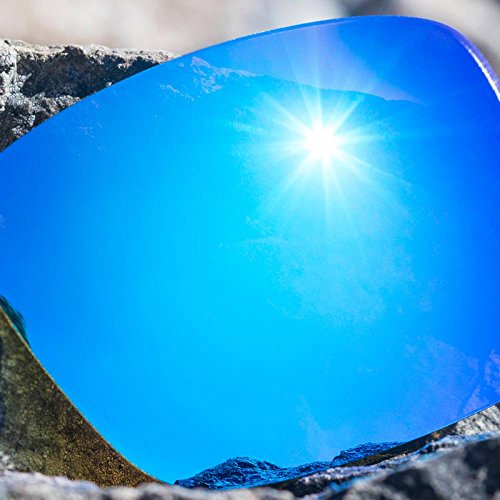 Polarizados — para Hielo Azul Optic de múltiples Honey Opciones repuesto Mirrorshield Spy Lentes zEA7qvYwA